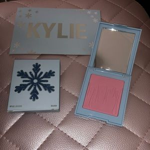 KYLIE COSMETICS ❄️ WINTER COLLECTION ❄️ BLUSH